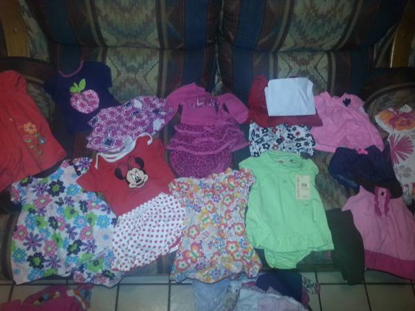 Baby Girl Clothes CHEAP