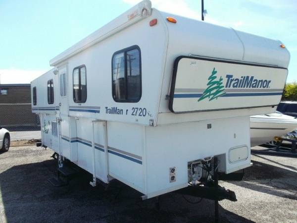 2000 TRAILMANOR POP-UP 2720 - $5900