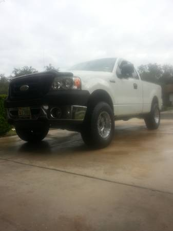 2008 Ford F150 4x4 With 2 Lift (Make Offer Cash)