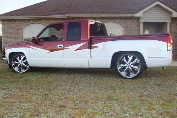 1996 Chevrolet Silverado Custom Truck - $13500 (Jourdanton)