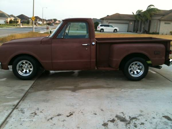 1967 Chevy Short Bed Step Side - $5000 (Brownsville)