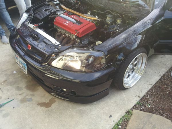 ((((((((((((2000 civic ek coupe)))))))))))))  - $5200 (san antonio)