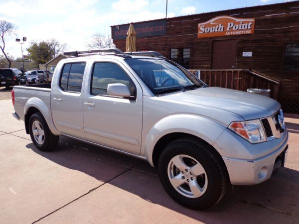 2006 Nissan Frontier SE - $15995 (Tiffany 210-468-1300)