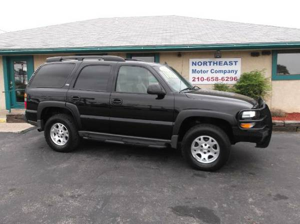 2006 Chevrolet Tahoe Z71 - No Need to continue Shopping - $13850 (universal city texas)