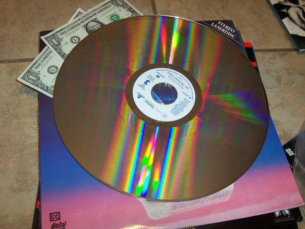 laserdisc  video laser disc  collection -   x0024 2  nwsa