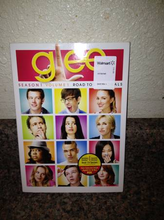 NEW Glee Season 1 Volume 1  1604 281 N