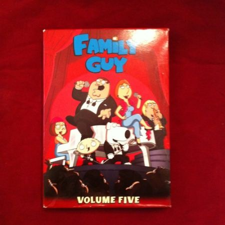 Family Guy - Volume 5 (DVD, 2007, 3-Disc Set) - $15 (Evans281)