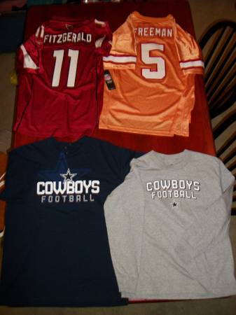 Fan Wear NFL MLB NBA Collage and more
