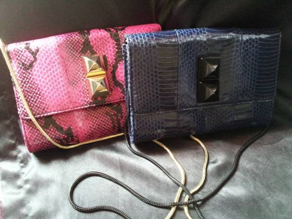 2 juicy Couture purses - $90