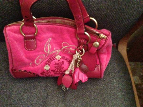 Juicy Couture purses - $50 (Culebra 1604)