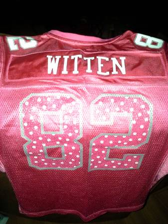 Pink Dallas Cowboy Jerseys - $40 (nw)