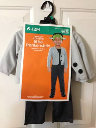 HALLOWEEN COSTUMES FOR INFANT TODDLERS - $10 (castle hills)
