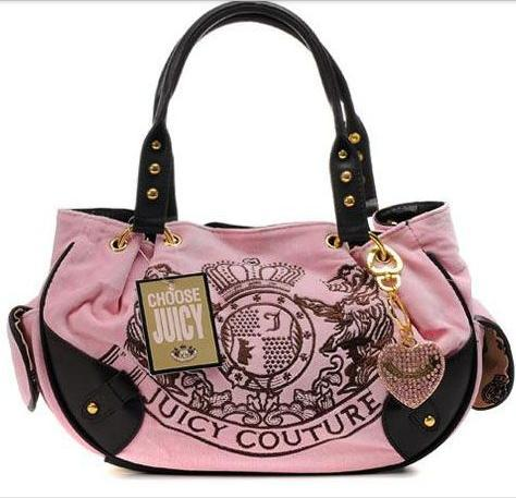 100 Authentic Juicy Couture Purse Bag  Prada  Coach  Chanel  Dooney  Bourke  Michael Kors  Burber