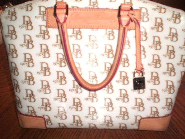 DOONEY AND BOURKE PURSE, BRIGHTON,FOSSIL, AND OTHER PURSES  (NW)