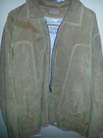 Wilson Leather Suede Jacket - $30 (Marbach410)