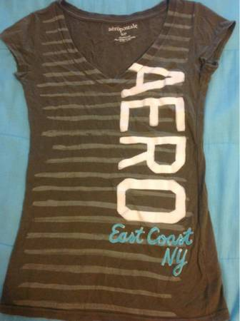 Express hollister and Aeropostale rue 21 lot - $25