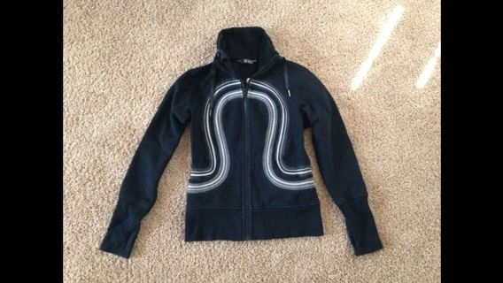 EUC Lululemon Stride Jacket size 8 - $90 (Sea World)