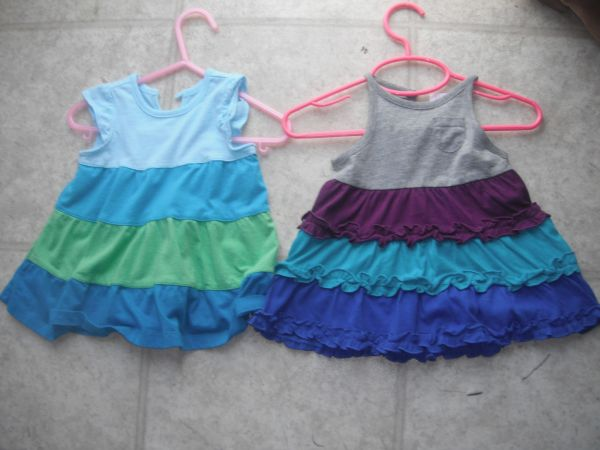 baby girl clothes size 0-3 mths - $1 (kirby)