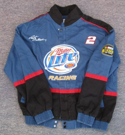 Nascar Jackets - Leather Jackets-Sports Jerseys-More