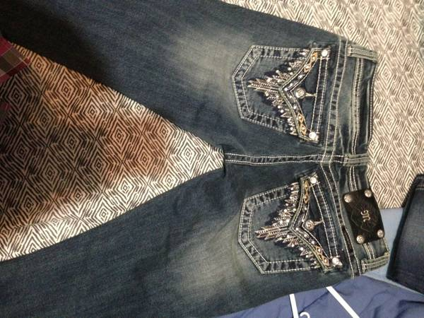 Miss me jeans size 27 brand new - $55