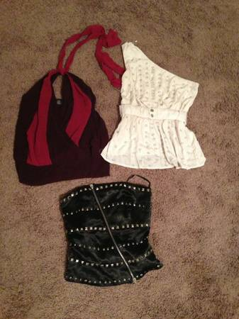 Clothes express and forever21 - $20 (Bandera1604)
