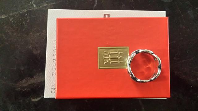 $60, James Avery Infinity Ring