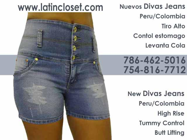 Jeans Colombianos Levanta Cola Originales.Butt Lifters ORIGINAL Colombian Jeans