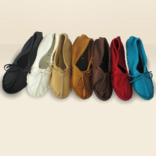Moccasins Canada  your online source of Leather Moccasins  Mukluks and Sheepskin Slippers