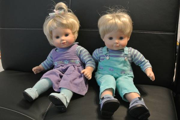 American Girl - Bitty Baby Twins - $110 (NW - Rim)