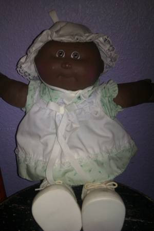 Cabbage Patch Kids doll - $5 (southeast)