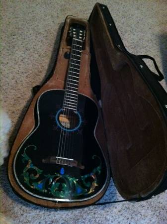 Esteban-Duende Limited Edition Classical Guitar Beautiful MUST SEE - $260 (west)