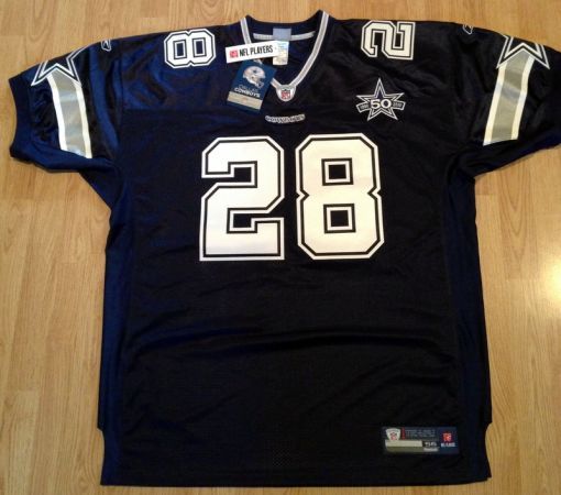 Felix Jones Autographed Reebok Authentic Dallas Cowboys Jersey - $325 (NE San Antonio)