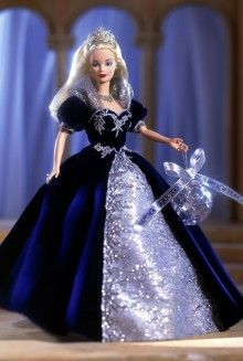 Millennium Princess - Barbie Doll - $40 (1604 Blanco Rd)