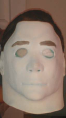 Deluxe high end Michael Myers mask
