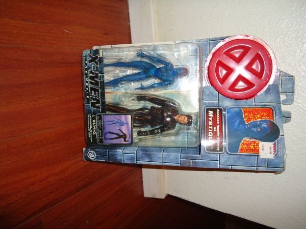 X-men movie Action Figures - $20 (San Antonio, Texas)
