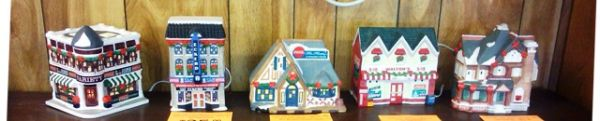 Christmas Village by Coca-Cola - $35 (Seguin)