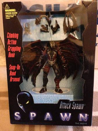 Spawn Action figures Misc. - $1 (410  151 (only))