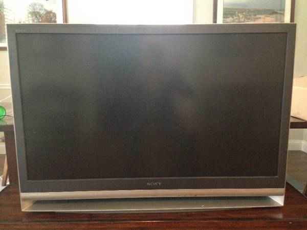 46 inch 1080i HD Sony DLP projection tv - new l - $140 (Bitters 1604)