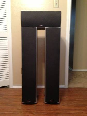 Misc Electronics (Speakers CD Changer) - $150 (NW SA)