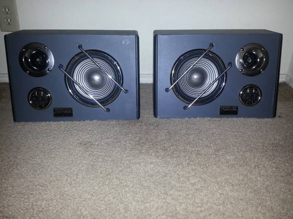 Roadmaster 2 Way Speaker System - $30 (NW SA)