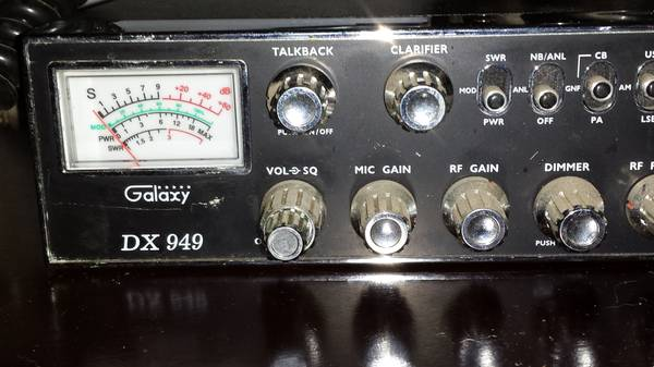 galaxy 949 cb for sale - $100 (nc)