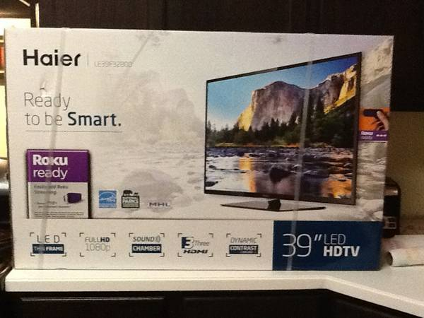 HDTV LED 39 - $300 (Seguin)