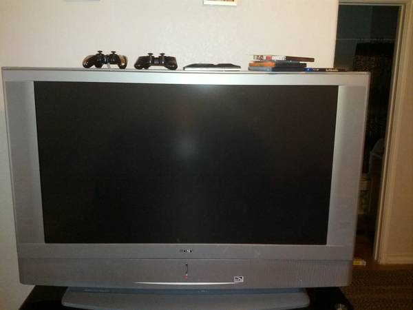 55 inch Sony Wega TV - $150 (Spring Branch Tx)