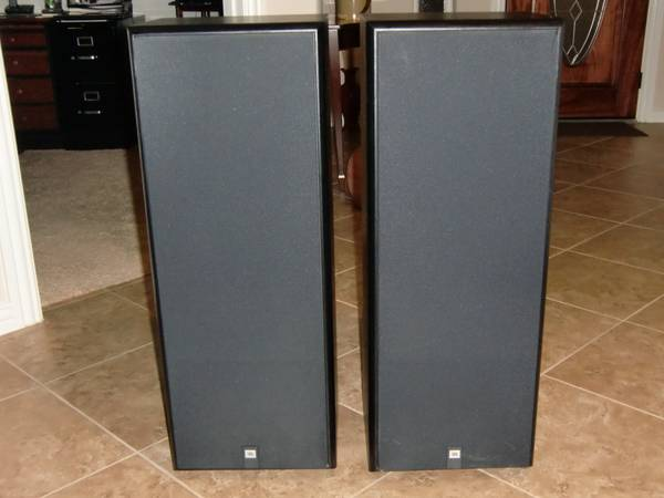 JBL G400 Floor-standing Speakers - $100 (NW San Antonio)