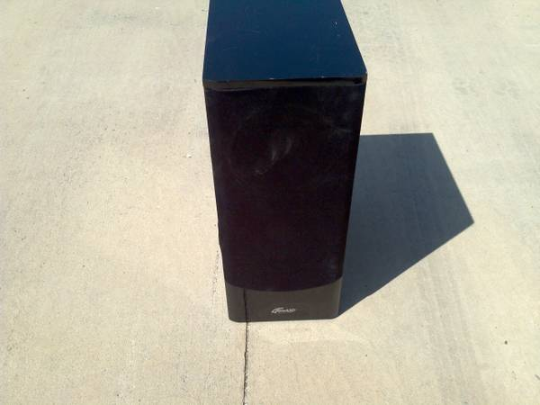 Genesis Media Labs G-6.1 Digital Subwoofer  Center speaker - x002460 (Helotes)