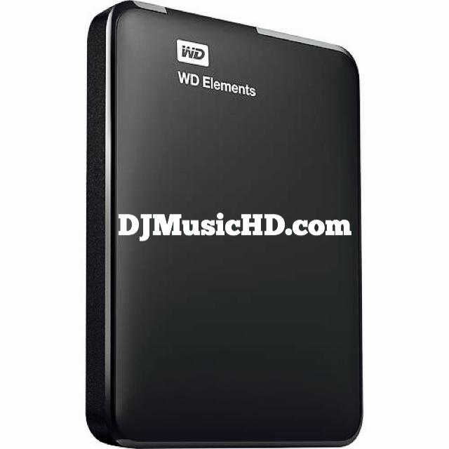 100  DJ  music starter Drive 1TB  and The Ultimate DancehallReggae and Soca Collection DJmusicHD