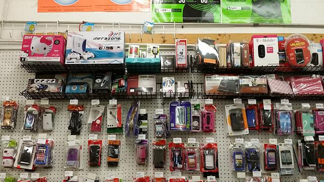 $1, cellphone accesories