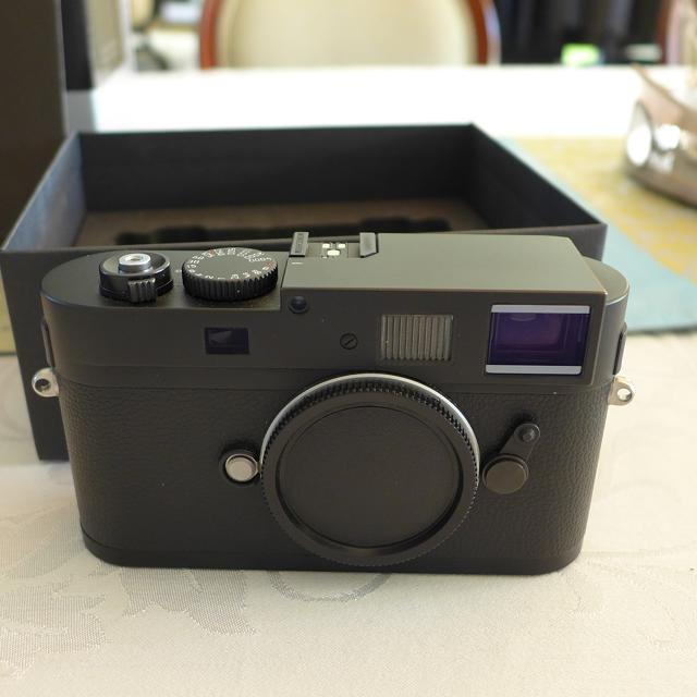2 700  Leica M Monochrom Camera Mint Used Very Little