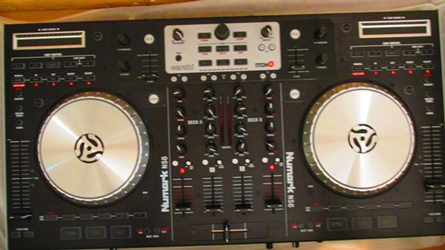 299  For Sale DJ controller