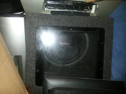 xplod subs with box - $75 (medical)